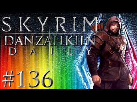 GIGANTIC DOOF – Danzahkiin Daily SKYRIM Pt136