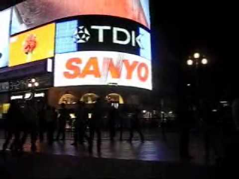 Video engleska london