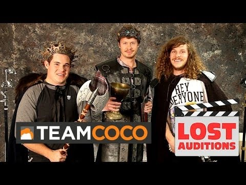 LOL! Watch the Cast of 'Workaholics'  Giving 'Game of Thrones' a Whirl