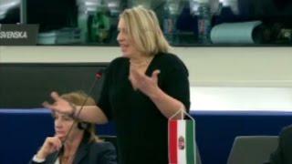 A lett elnökség programja – Plenáris vita