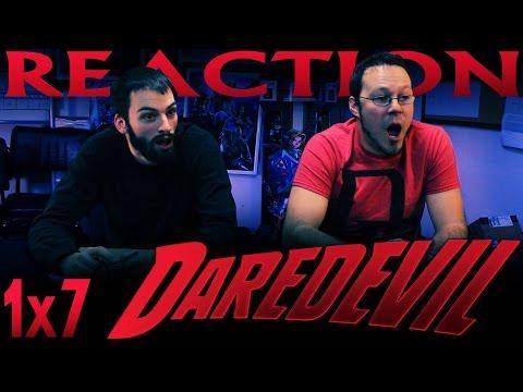 "DareDevil 1x7 REACTION!!! ""Stick"""