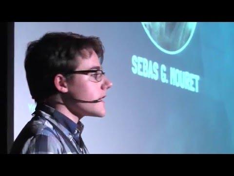 La pasión en la lectura la ponen los jóvenes   Sebastián García Mouret   TEDxYouth@Gijón (видео)