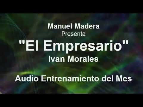 Manuel Madera - Global Trainer - presenta