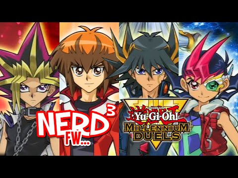 Oh - Also Yu-Gi-Oh! ZEXAL World Duel Carnival and Yu-Gi-Oh! 5D's Tag Force 5 because reasons. Game Link: PSN and Xbox Live. End theme by the incredible Dan Bull: http://www.youtube.com/user/douglby...