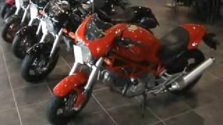 1. ducati Monster 620