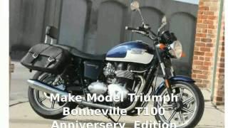 9. Triumph Bonneville SE  Info Transmission