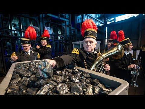 Steinkohleabbau in Deutschland beendet - damit endet  ...
