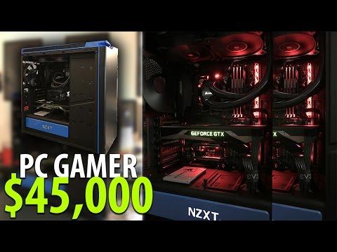 PC Gamer de casi $50,000 pesos | Armado en camara Rapida |  #JuevesTech