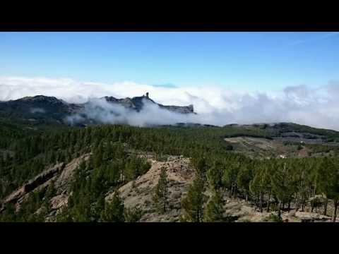 Time Lapse Mar de nubes en Gran Canaria