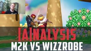 Video Armada Analysis #5 - Mew2King vs Wizzrobe @ Smash Conference 69 MP3, 3GP, MP4, WEBM, AVI, FLV November 2017