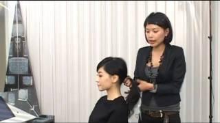 Hair.she.com -打造面試形象 - 後勤文職工作 - 髮型示範 02