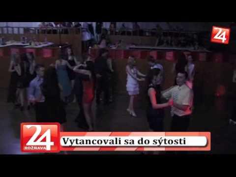 X. Študentský ples v Rožňave
