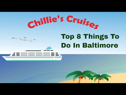Top 8 Things to Do In Baltimore