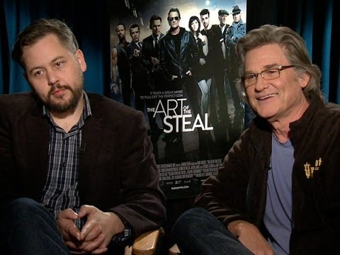 DIrector Jonathan Sobol and Kurt Russell Talk 'The Art of the Steal'