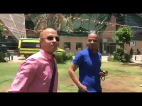 شاهد بالفيديو .. شباب قرية الشنباب في زيارة لمستشفي سرطان الأطفال 57357