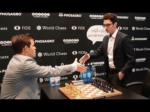 Schach: Triumph im Tie-Break - Weltmeister Carlsen be ...