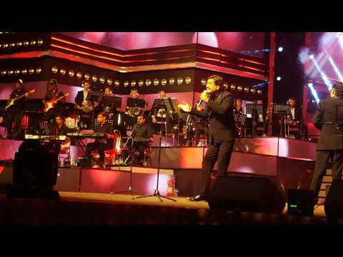 Yad Lagal .l. Best Performance Ajay Atul Live  In Concert 2017.