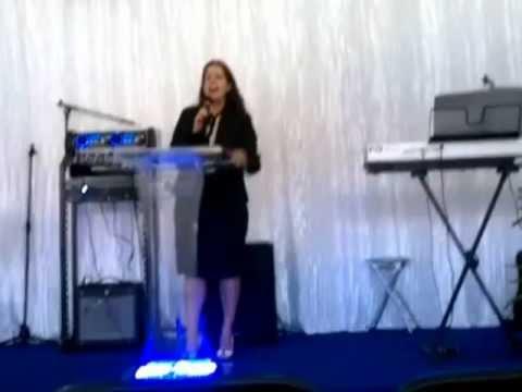 Ana Xambre - Ministração da Palavra: Igreja Nova Jerusalém