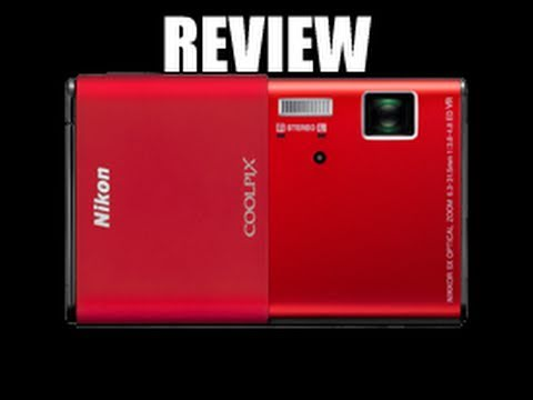 Nikon Coolpix S80 Camera Review