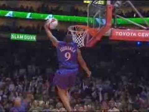 NBA - Concurso de mejores canastas