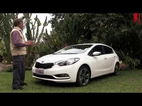 Detalles del nuevo Kia Cerato Hatchback 2014