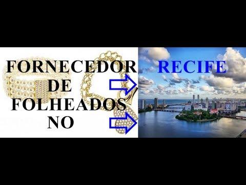 Fornecedor de BIJUTERIAS e FOLHEADOS  no Recife- Semi Joias Varejo/Atacado
