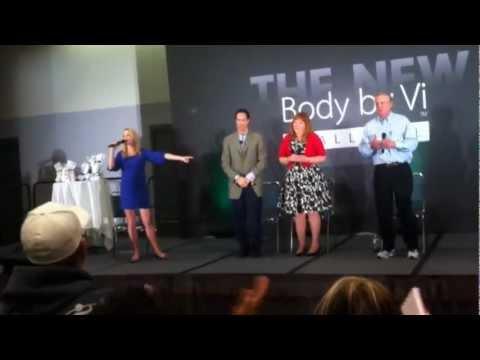 ViSalus Science Panel – Product Workshop – NST LA 2013 – BodyByVi