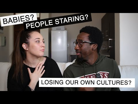 QUESTIONS INTERRACIAL COUPLES GET ASKED!