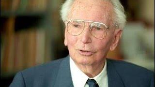 Речь Виктора Франкла, одного из ключевых лиц в психиатрии, неврологии и философии 20 века