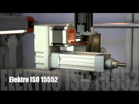 Metal Work Pneumatic #3 highlight 2015 ELEKTRO ISO15552