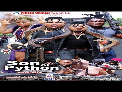 SON OF PYTHON SEASON 6 - 2018  NOLLYWOOD ACTION MOVIES