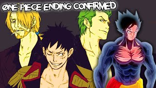 Download Video One Piece ENDING CONFIRMED by Eiichiro Oda MP3 3GP MP4