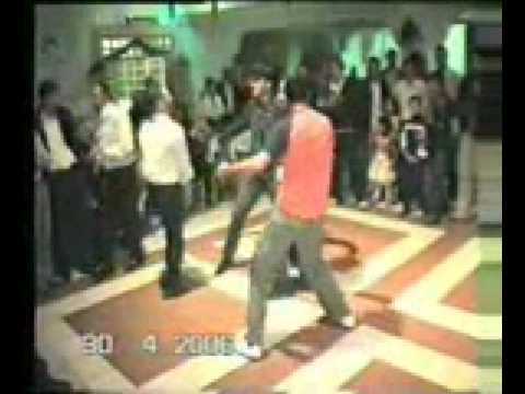 Crazy drunk turkish dance. Funny!!!