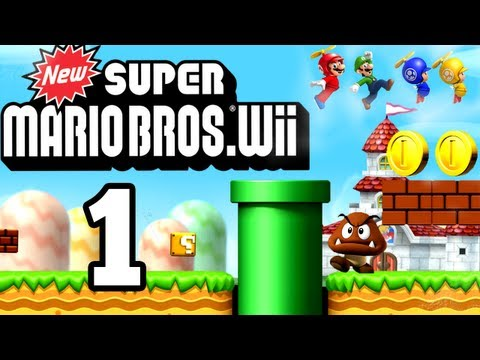super mario bros 2 wii youtube