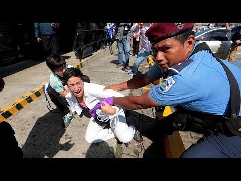 Νέες αντικυβερνητικές διαδηλώσεις, ένταση και συλλήψεις…