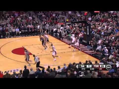 San Antonio Spurs 90 – Portland Trail Blazers 98