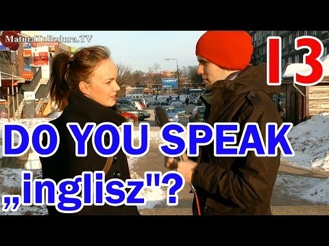 "DO YOU SPEAK ""inglisz""? (ENGLISH) odc. #13"