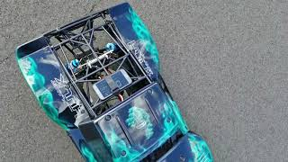Losi 5ive-T 12s quick passes
