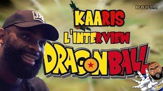 """KAARIS x DBZ : INTERVIEW DRAGON BALL - """"Freezer, c'est mon surnom !"""""""