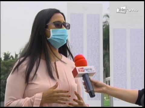 Guayaquil inaugura memorial en honor a víctimas del covid-19