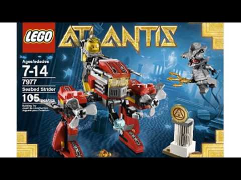 Video Atlantis Seabed Strider 7977 now on YouTube
