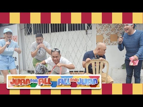 Juan For All, All For Juan Sugod Bahay   September 17, 2018 (видео)