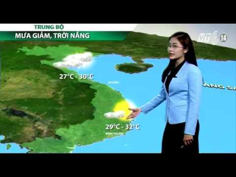 Thời tiết Tổng hợp ngày 25.11.2014