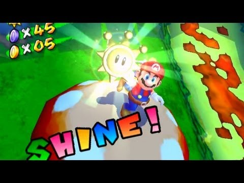 Vamos Jogar: Super Mario Sunshine #5 -