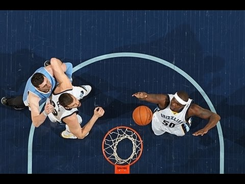 Video: Randolph's double-double leads Grizzlies over Nuggets