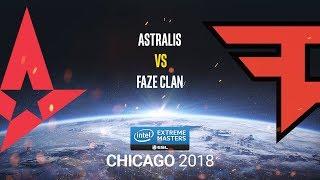 Astralis vs FaZe Clan - IEM Chicago 2018 - map2 - de_inferno [Anishared & CrystalMay]