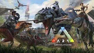 ARK: Survival Evolved Official Launch Trailer!