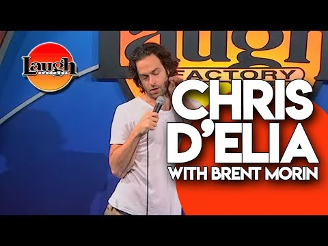 Chris D'Elia - Real Singing (Stand Up Comedy)