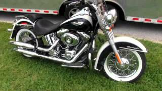 5. 2012 Harley-Davidson Softail Deluxe for sale Tampa Brandon New Port Richey Florida