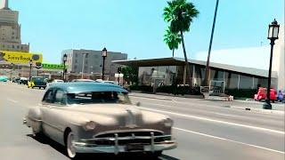 Tak wyglądała California w 1950 roku, coś pięknego!